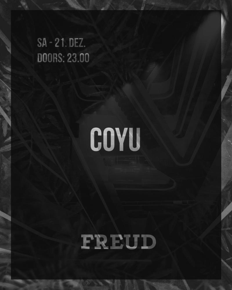 Freud w// COYU